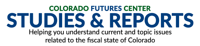 Research on the Colorado economy